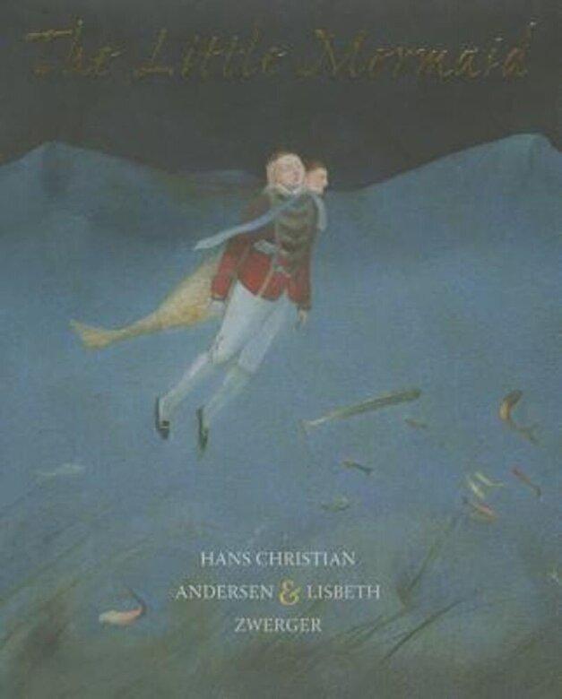 Hans Christian Andersen - The Little Mermaid, Hardcover -