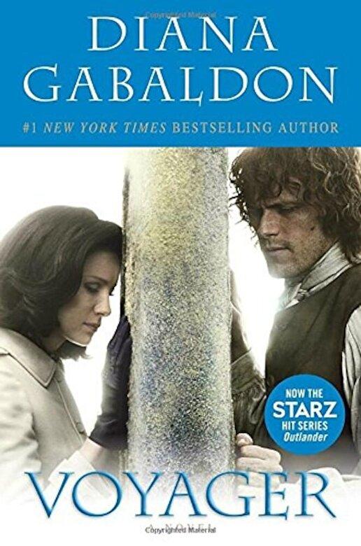 Diana Gabaldon - Voyager (Starz Tie-In Edition), Paperback -