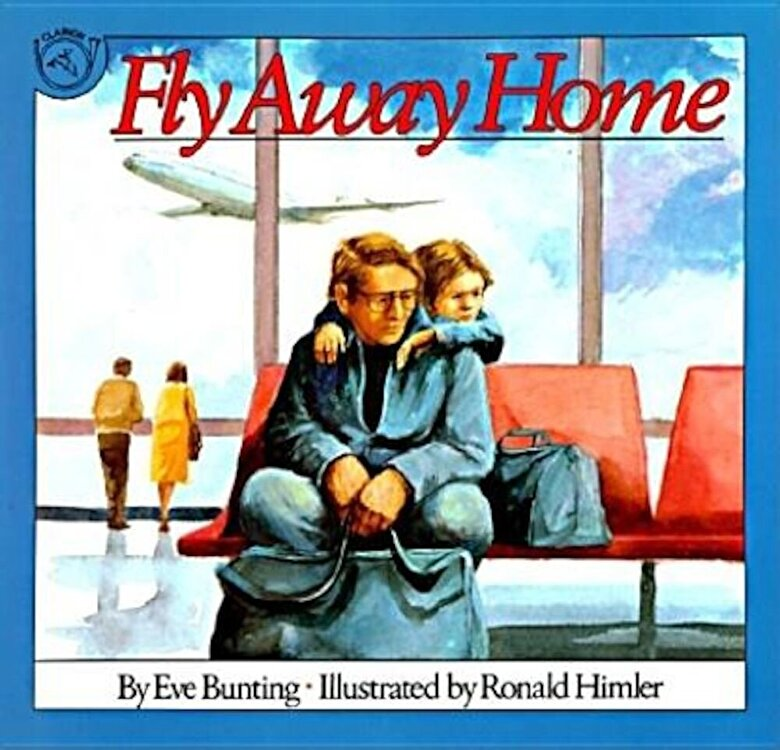 Eve Bunting - Fly Away Home, Paperback -