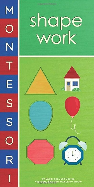 Bobby George - Montessori - Shape Work -