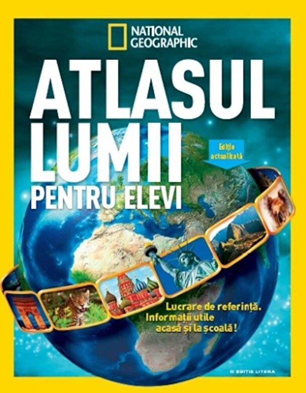 *** - Atlasul Lumii Pentru Elevi. National Geographic -