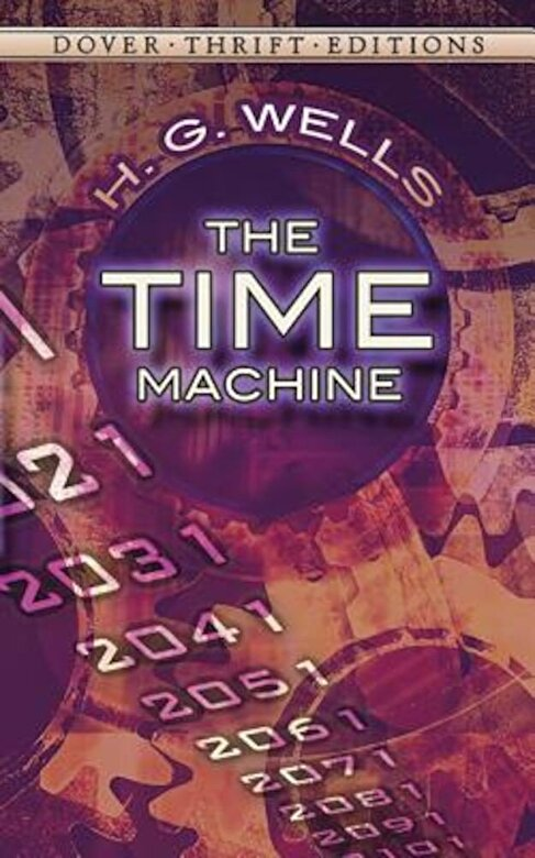 H. G. Wells - The Time Machine, Paperback -