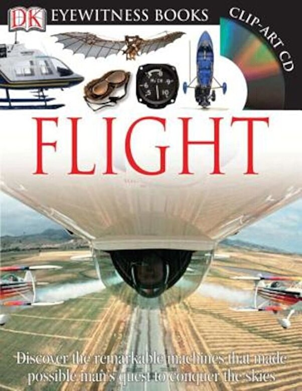 Andrew Nahum - Flight, Hardcover -