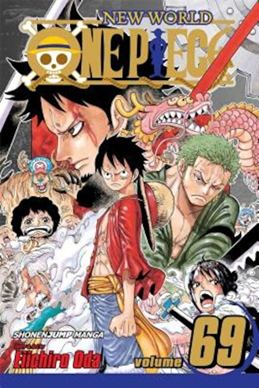 Eiichiro Oda - One Piece, Volume 69, Paperback -
