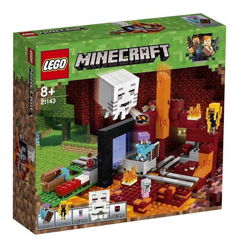 LEGO - LEGO Minecraft, Portalul Nether 21143 -