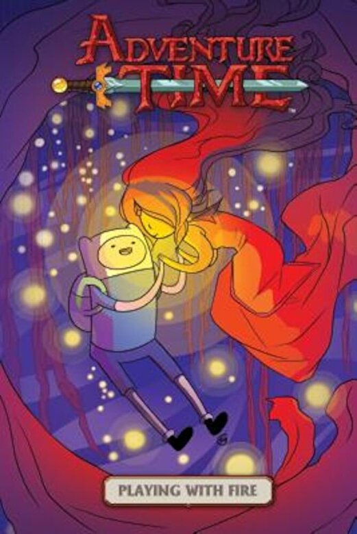 Danielle Corsetto - Adventure Time Original Graphic Novel Vol. 1: Playing with Fire, Paperback -