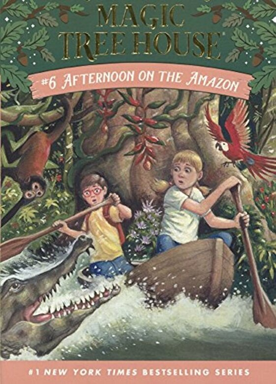 Mary Pope Osborne - Afternoon on the Amazon, Hardcover -