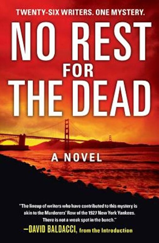 Sandra Brown - No Rest for the Dead, Paperback -