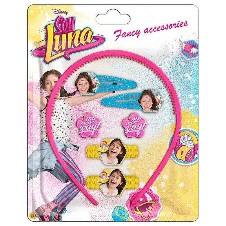 Disney - Soy Luna - Set fancy, 7 piese -