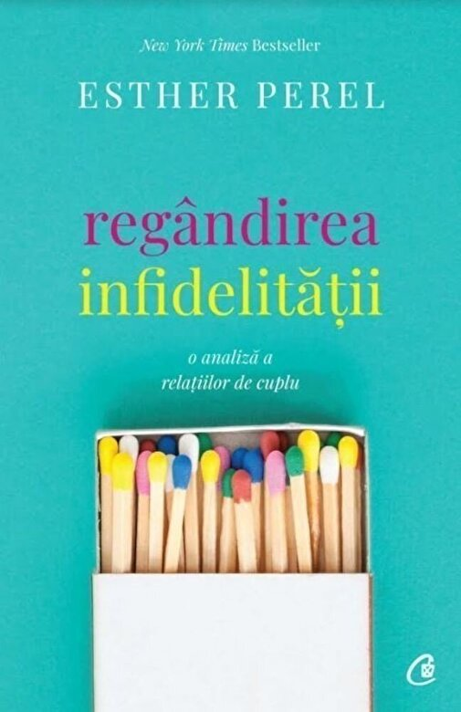 Esther Perel - Regandirea infidelitatii -