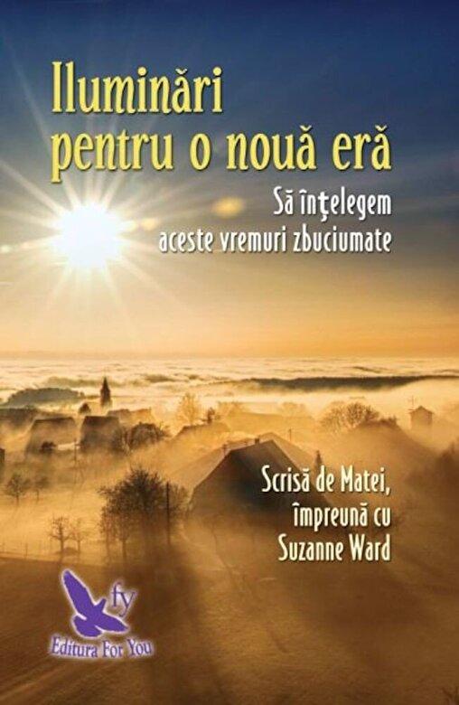 Suzanne Ward - Iluminari pentru o noua era -