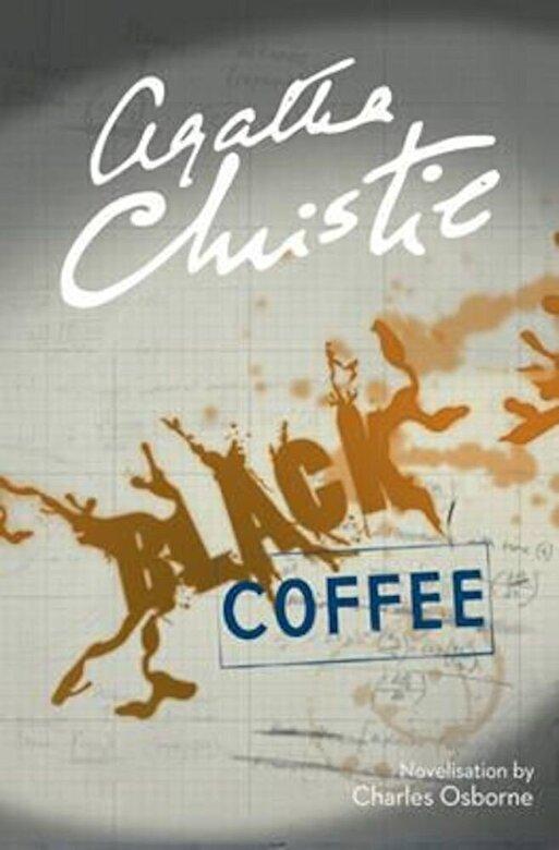 Agatha Christie - Black Coffee, Paperback -