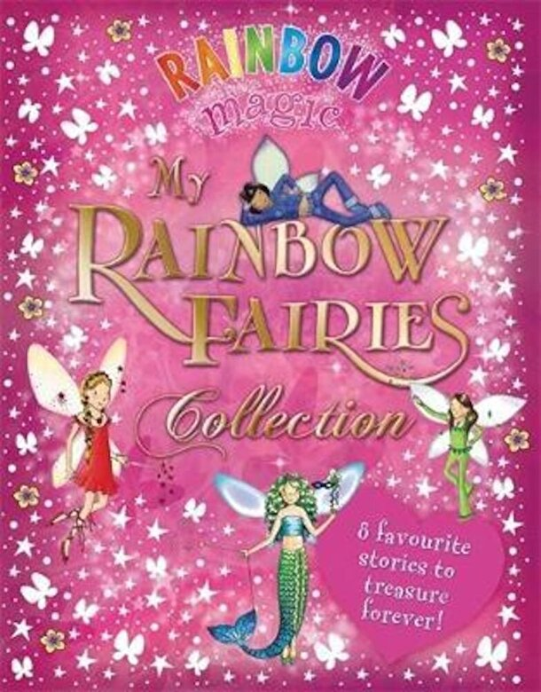 Daisy Meadows - Rainbow Magic: My Rainbow Fairies Collection, Hardcover -