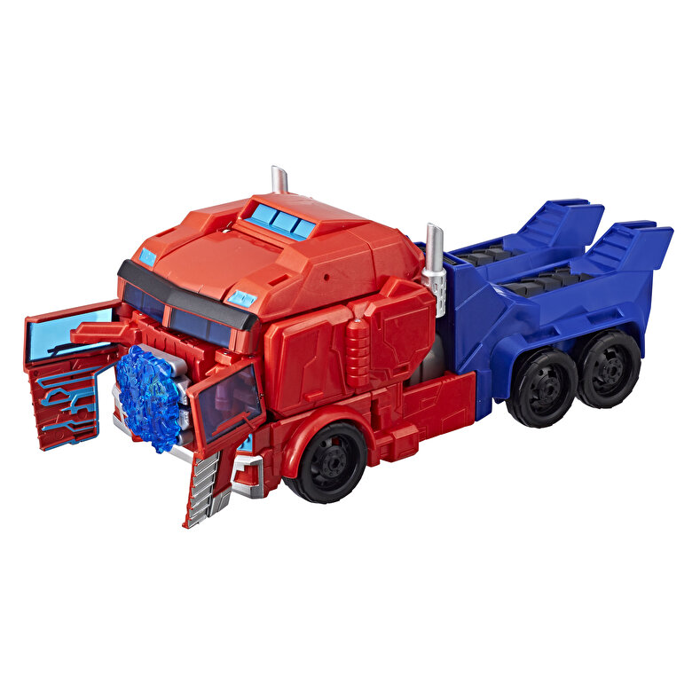 Transformers - Transformers - Figurina Cyberverse Ultimate Optimus Prime -