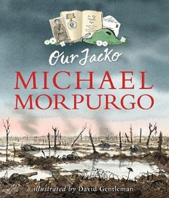 Michael Morpurgo - Our Jacko, Hardcover -