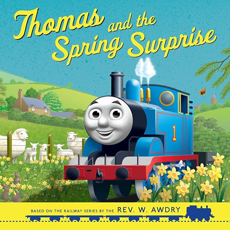 Reverend Wilbert Awdry - Thomas and the Spring Surprise (Thomas & Friends Picture Boo -