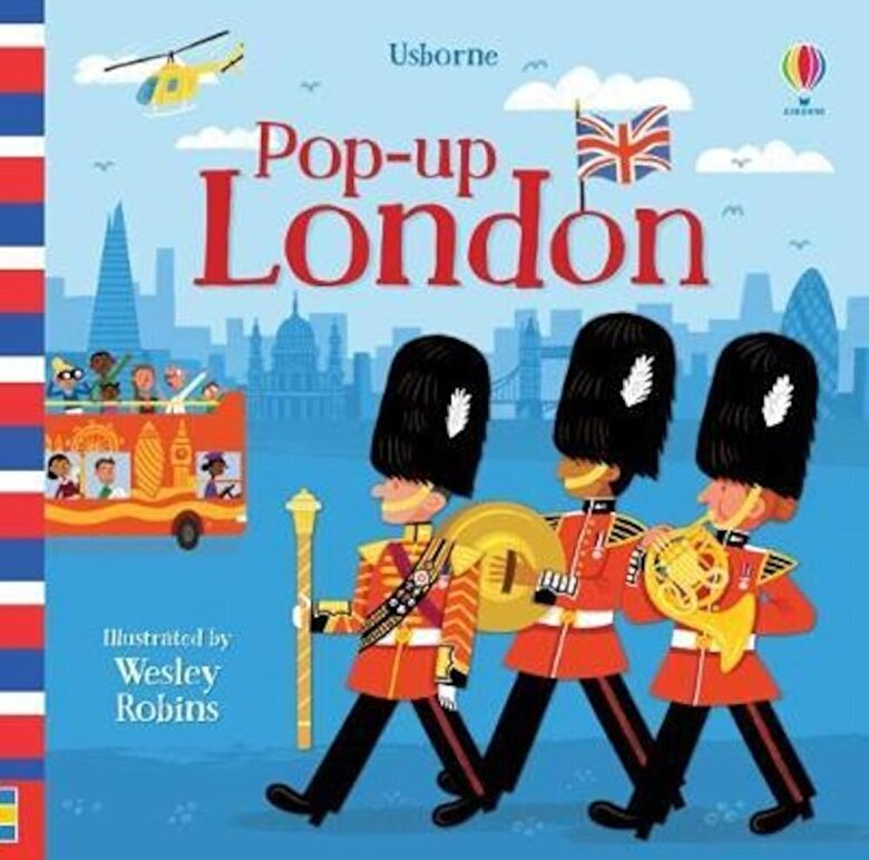 Fiona Watt - Pop-Up London -