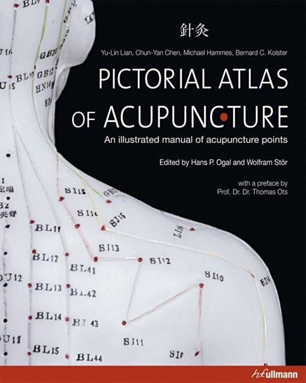 Wolfram Stor - Pictorial Atlas of Acupuncture -