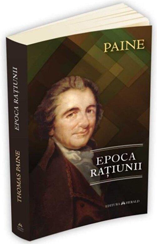 Thomas Paine - Epoca ratiunii -