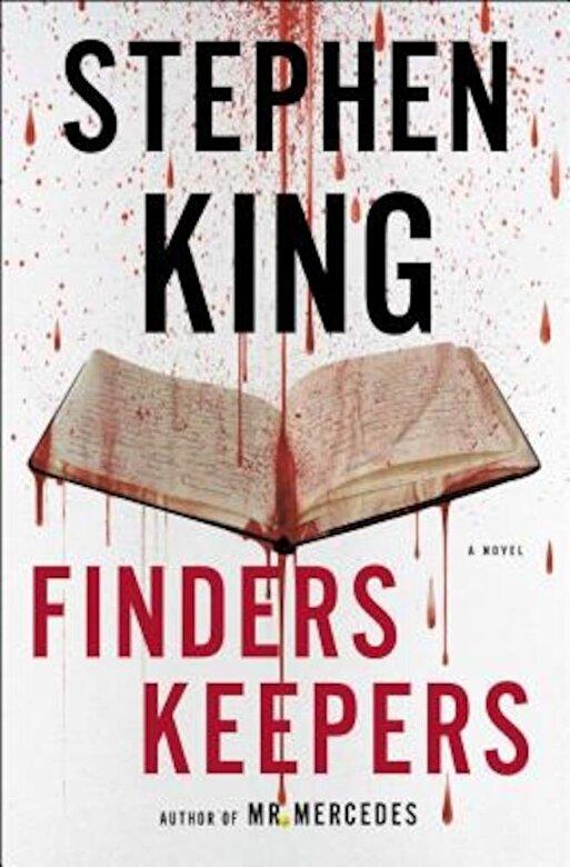 Stephen King - Finders Keepers, Hardcover -