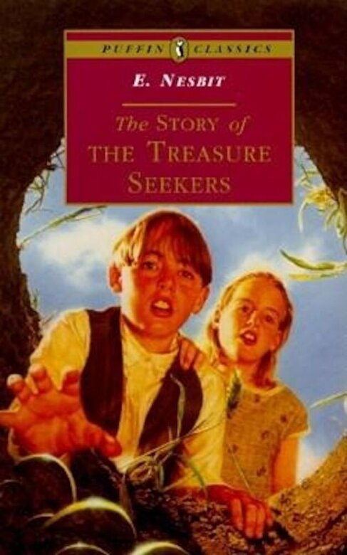 E. Nesbit - The Story of the Treasure Seekers: Complete and Unabridged, Paperback -