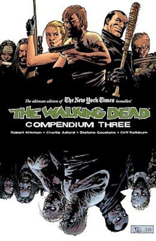 Robert Kirkman - The Walking Dead Compendium, Volume 3, Paperback -