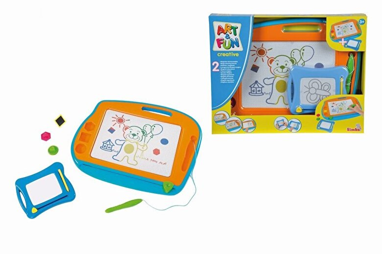 Simba - Art & Fun - Set tablite desen -