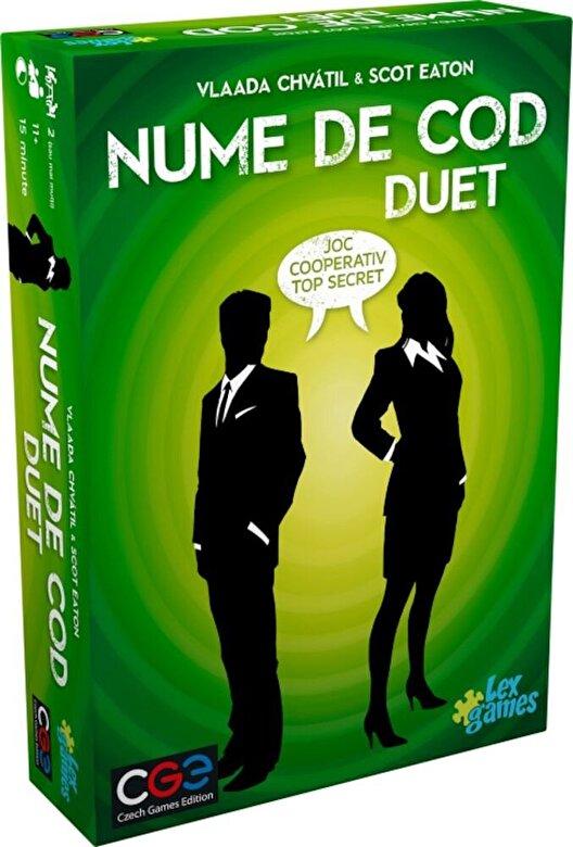 Lex Games - Joc Nume de Cod - Duet -