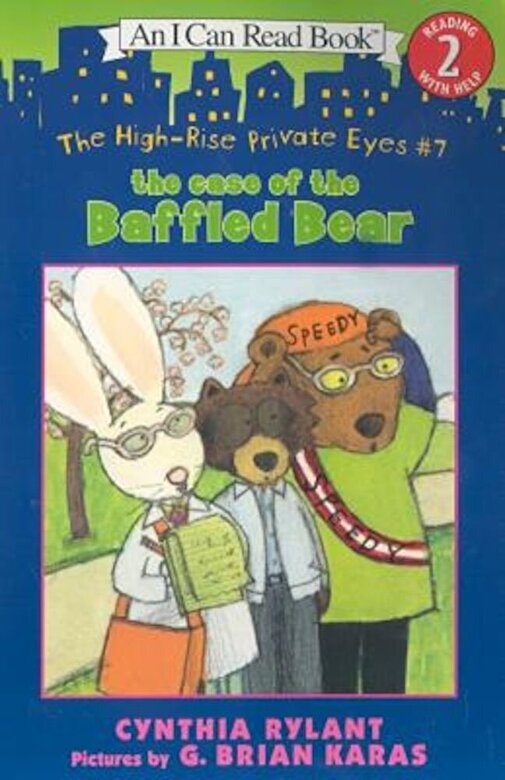 Cynthia Rylant - The Case of the Baffled Bear, Paperback -