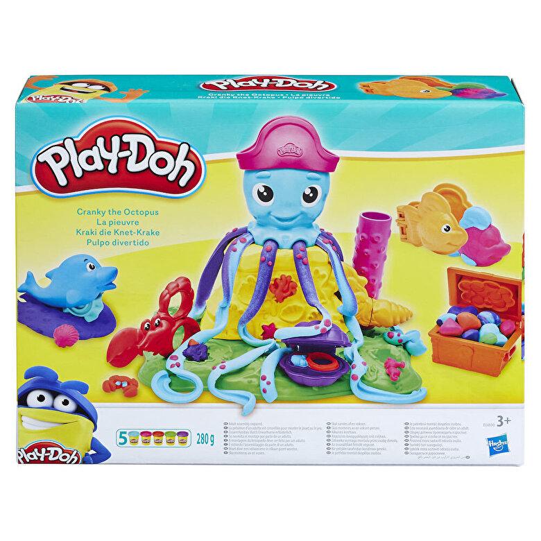 Play-Doh - Play-Doh, Set Caracatita Cranky -