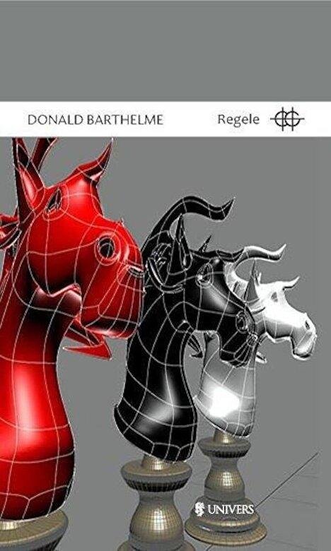 Donald Barthelme - Regele -