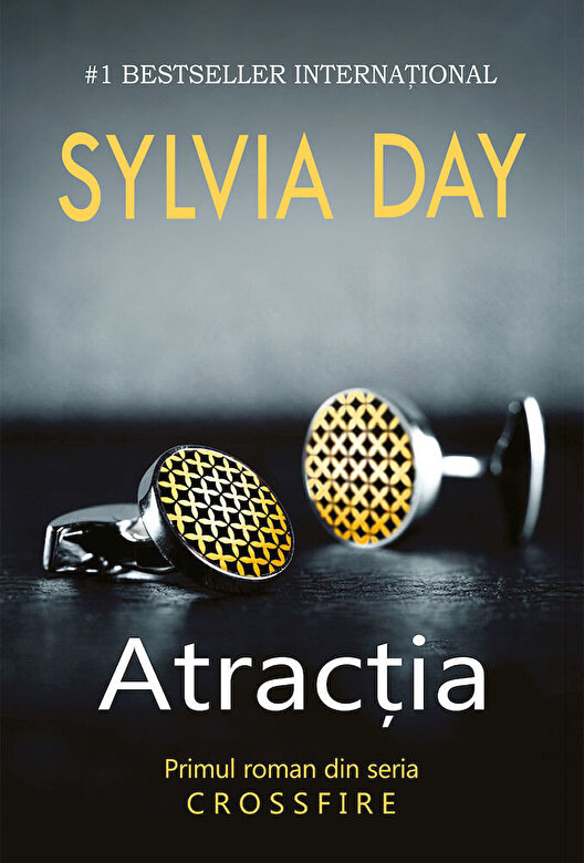 Sylvia Day - Atractia, Crossfire, Vol. 1 -
