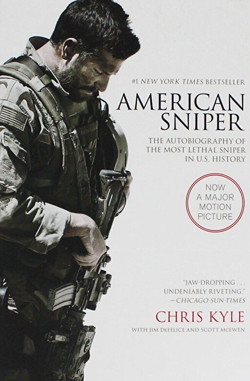 Chris Kyle, Jim DeFelice, Scott McEwen - American Sniper -