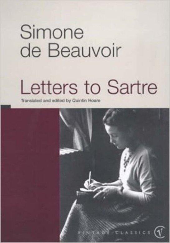 Simone de Beauvoir - Letters to Sartre -