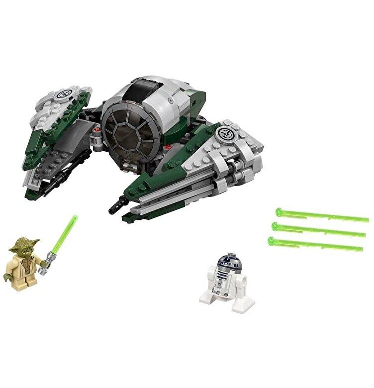 LEGO - LEGO Star Wars, Yoda's Jedi Starfighter 75168 -