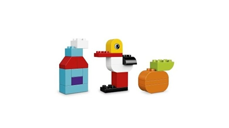 LEGO - LEGO DUPLO, Primele mele caramizi 10848 -
