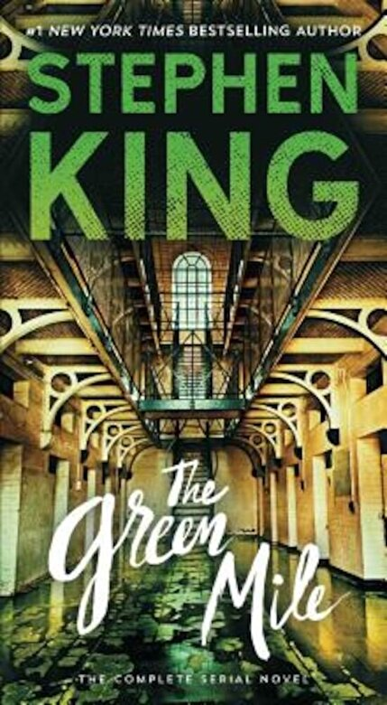 Stephen King - The Green Mile: The Complete Serial Novel, Paperback -