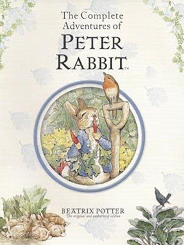 Beatrix Potter - The Complete Adventures of Peter Rabbit, Hardcover -