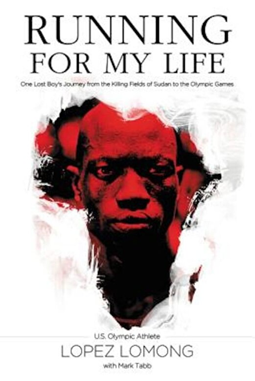 Lopez Lomong - Running for My Life: One Lost Boy's Journey from the Killing Fields of Sudan to the Olympic Games, Paperback -
