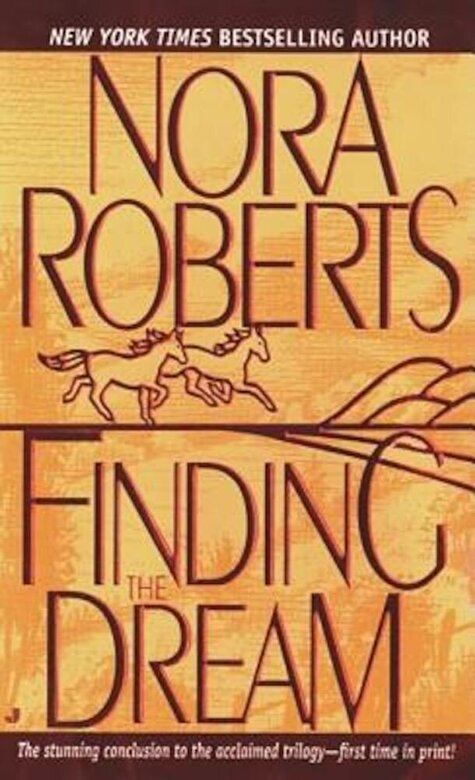 Nora Roberts - Finding the Dream, Paperback -