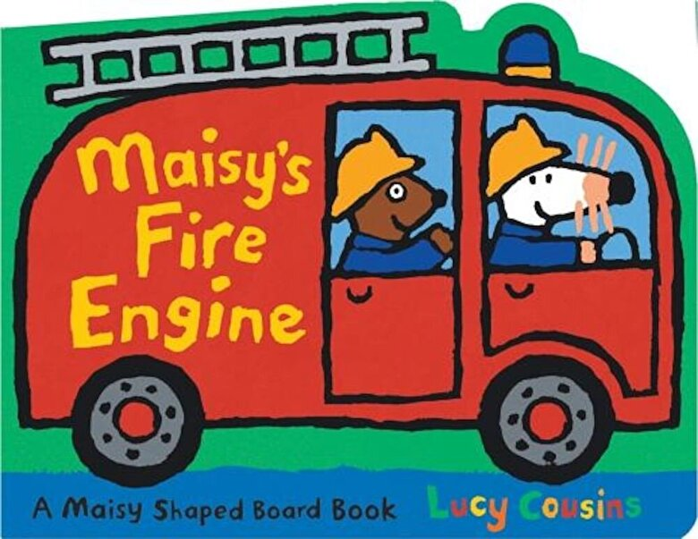 Lucy Cousins - Maisy's Fire Engine, Hardcover -