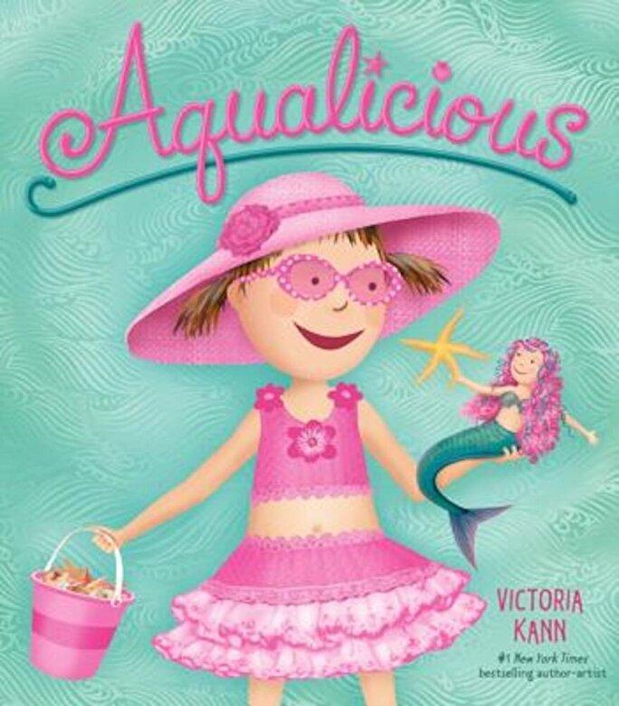 Victoria Kann - Aqualicious, Hardcover -