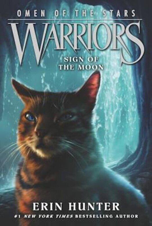 Erin Hunter - Warriors: Omen of the Stars #4: Sign of the Moon, Paperback -