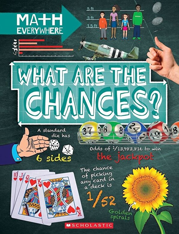 Rob Colson - What Are the Chances?: Probability, Statistics, Ratios, and Proportions, Hardcover -