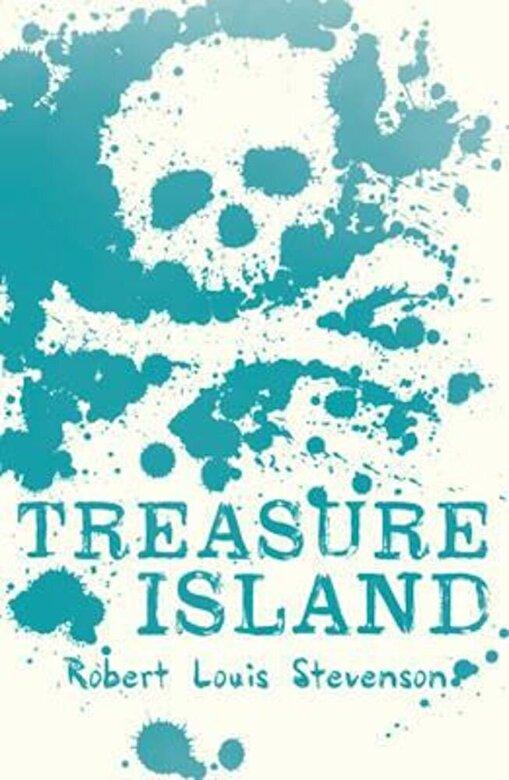 Robert Louis Stevenson - Treasure Island, Paperback -