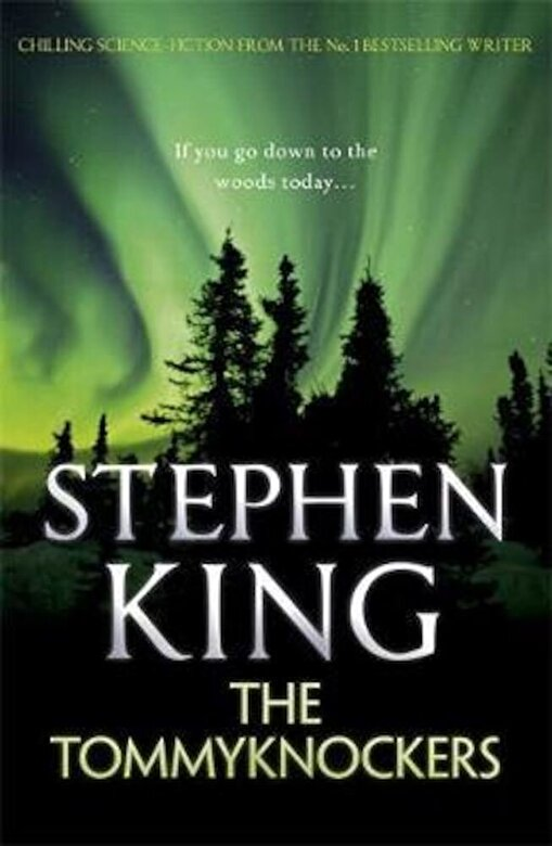 Stephen King - Tommyknockers, Paperback -
