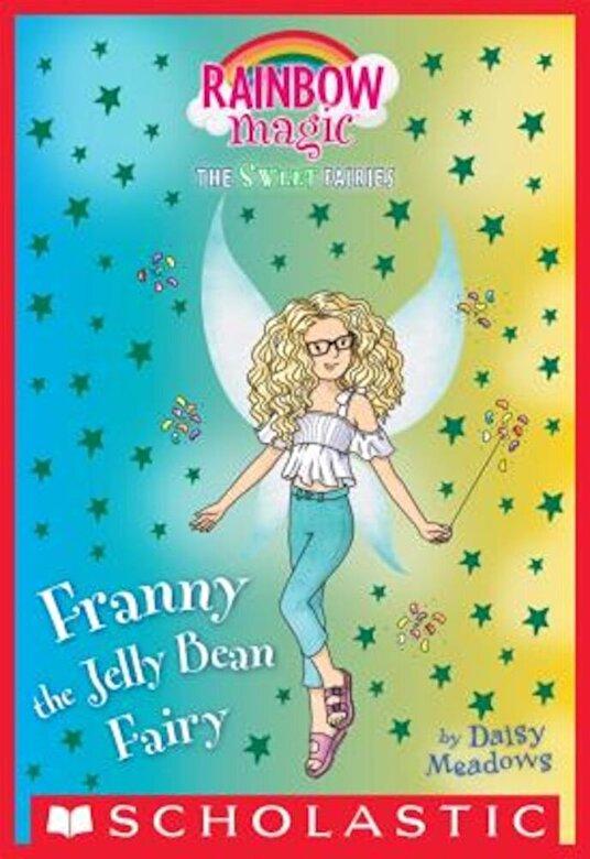 Daisy Meadows - Franny the Jelly Bean Fairy, Paperback -