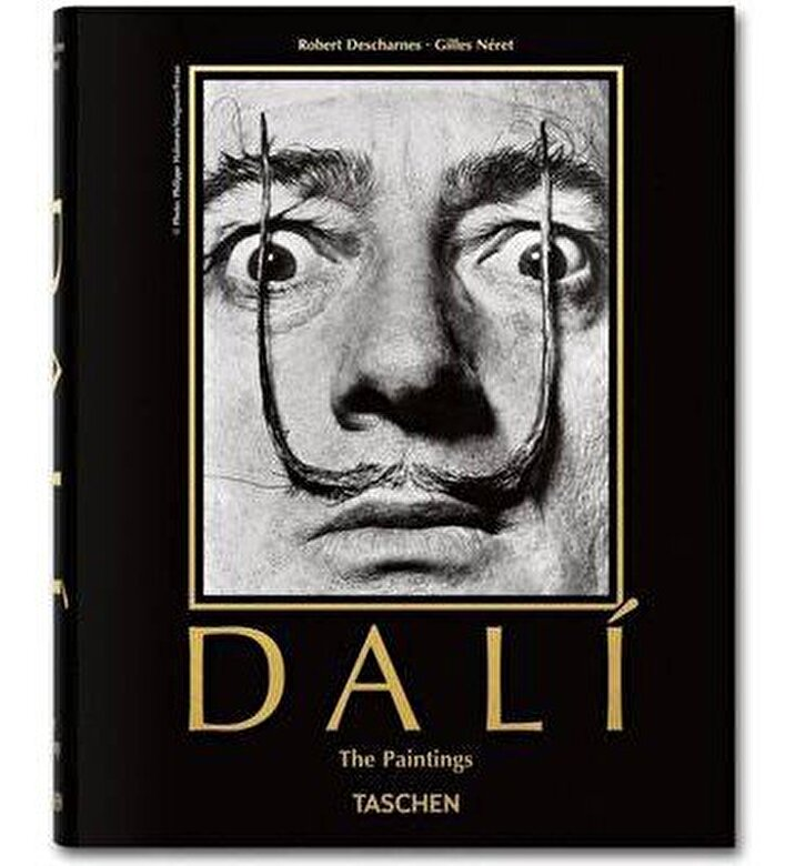 Robert Descharnes, Gilles Neret - Salvador Dali. The Paintings -