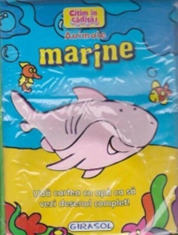 *** - Citim in cadita - Animale marine -