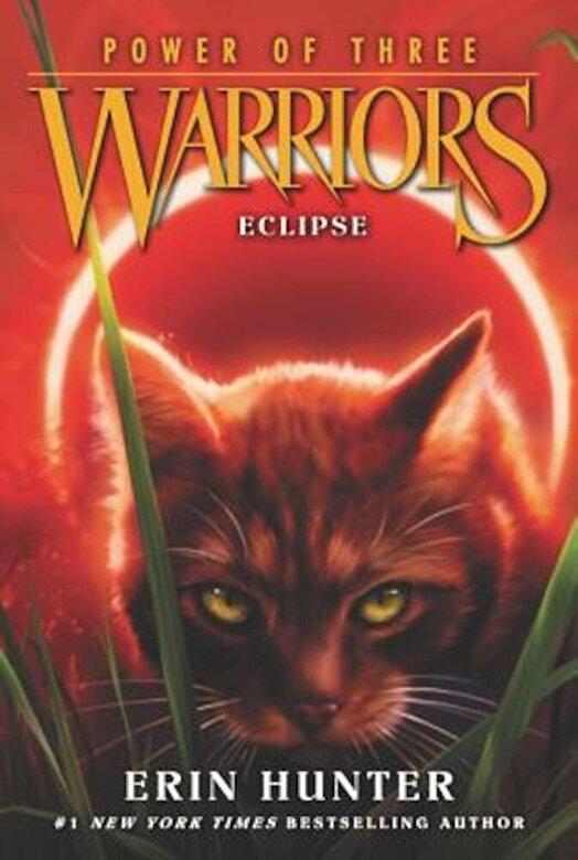 Erin Hunter - Warriors: Power of Three #4: Eclipse, Paperback -
